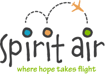 Logo for Spirit Air