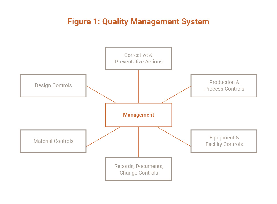 Right-Sizing - Figure 1 - Quality Management System