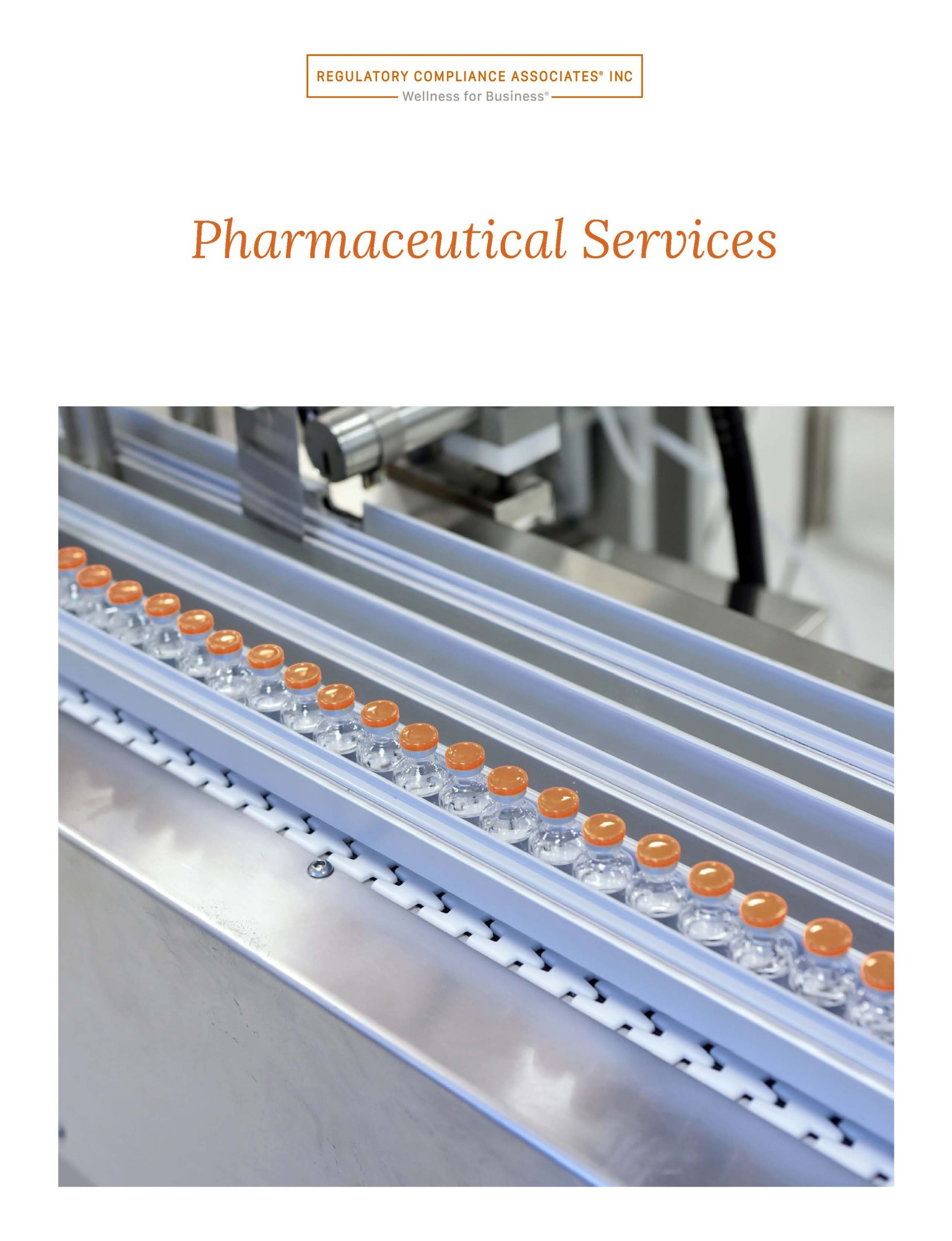 Pharmaceutical Services Info Sheet