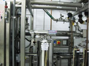 Biologics facility