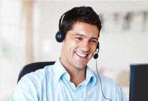 Outsourcing contact center